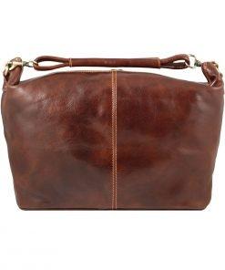 Handgepäck ledertasche made in italy