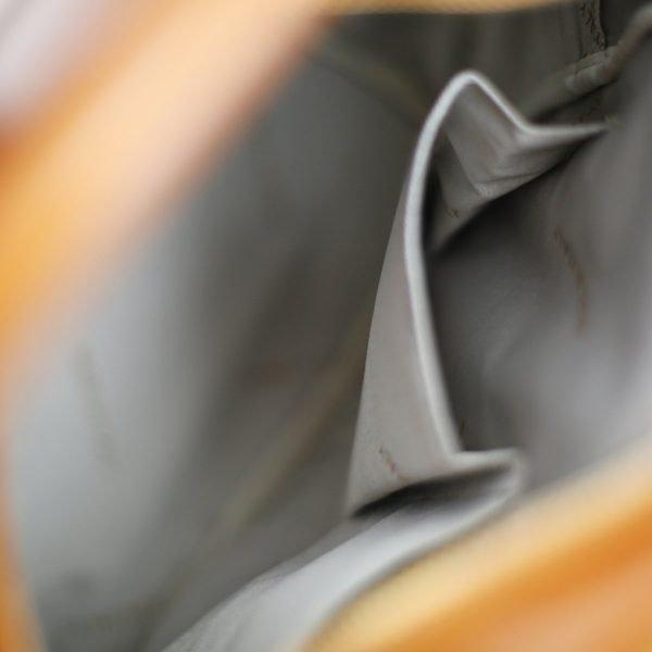 Laptopfach Leder City rucksack Leder Rucksack