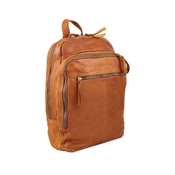 Leder rucksack Damen weichem Leder made in italy