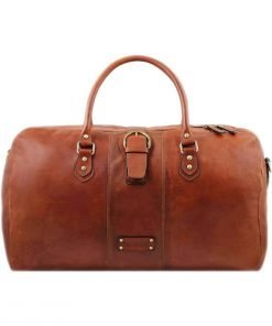 Reisetasche aus Leder im italienischen Design fantini pelletteria