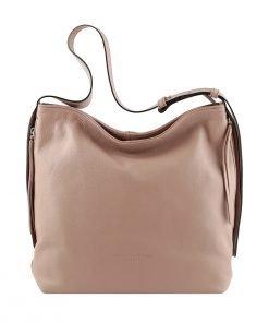 frauen tasche rosa ledertasche frau ledertasche
