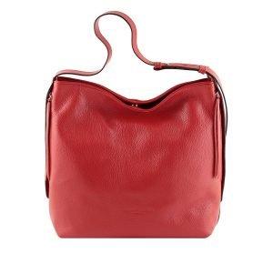 frauen tasche rot ledertasche frau ledertasche