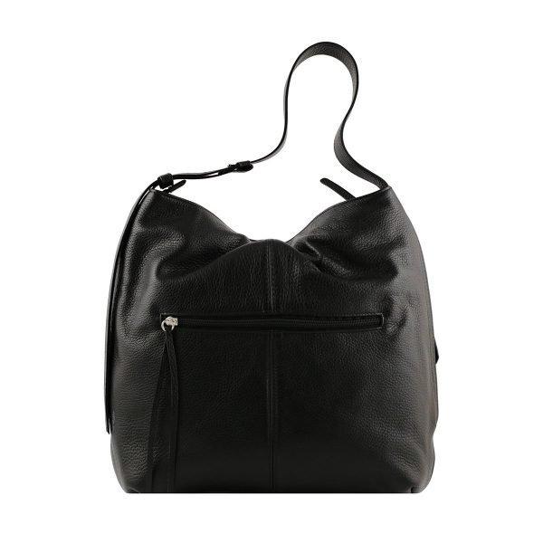 frauen tasche schwarz ledertasche frau ledertasche