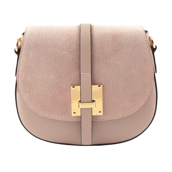 handtasche damen leder rosa