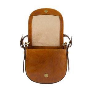 handtasche umhängetasche ledertasche honig