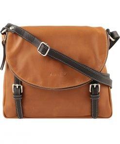 handtaschen shopper leder natürlich