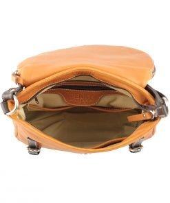 handtaschen shopper leder natürlich fantini pelletteria
