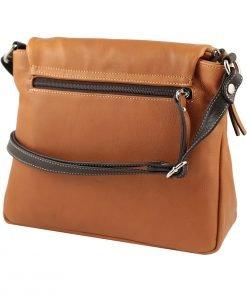 handtaschen shopper leder natürlich made in italy