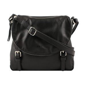handtaschen shopper leder schwarz