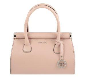italienische lederhandtaschen pink
