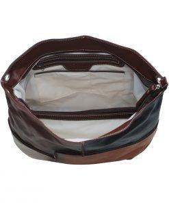 italienische ledertaschen damen natürliche lederhandtasche