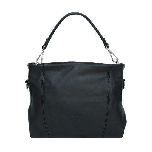 italienische ledertaschen florenz schwarz