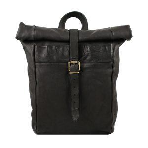 italienische mode rucksäcke schwarz
