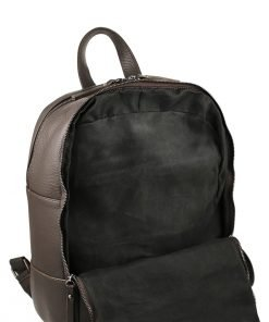 italienischer leder rucksack für herren leder rucksack herren designer