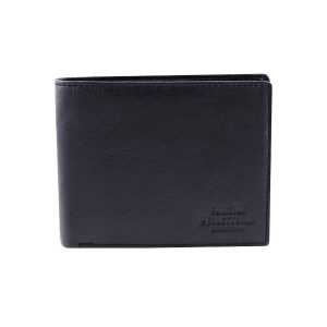 kleine leder brieftasche für männer dunkelblau made in italy