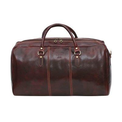 leder reisetaschen reisetaschen leder braun