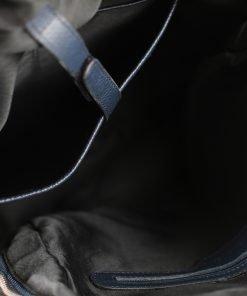 leder rucksack marineblau leder rucksack blau