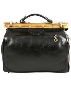 ledertasche arzttasche umhängetasche schwarz tasche schwarz made in italy