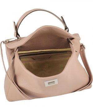 pink ledertasche shopper ledertasche shopper