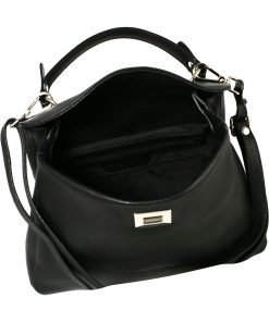 schwarze ledertasche shopper ledertasche damen shopper