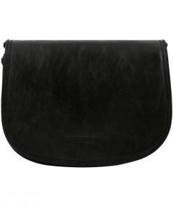 lederhandtasche schwarz