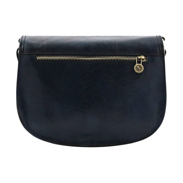 lederhandtasche tolfa blau