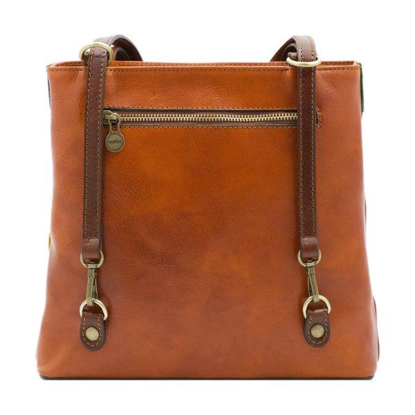 handtasche damen leder mehrfarben noemi