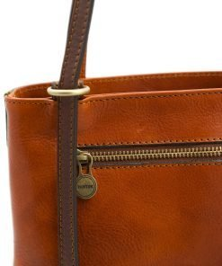 handtasche damen leder mehrfarbig reißverschluss